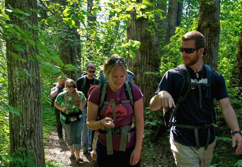 Expert naturalist guides enjoy sharing their love of Alaska