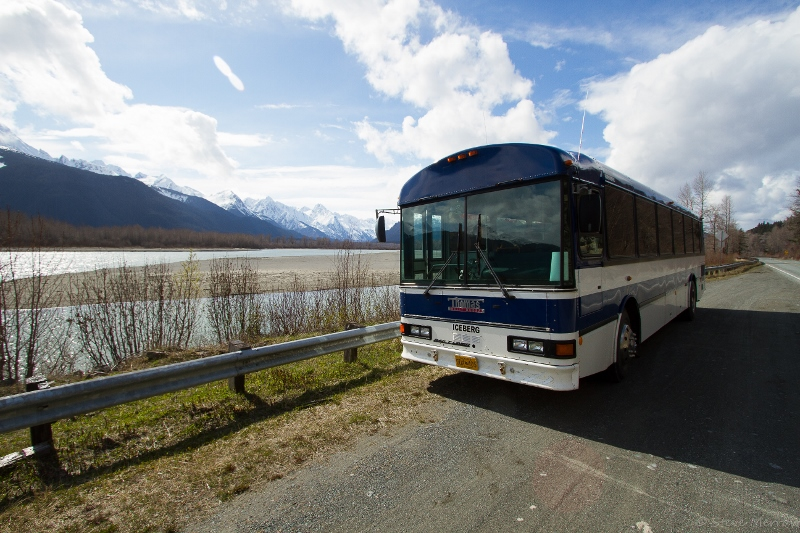 Bus Tours to the Haines & Skagway Summits