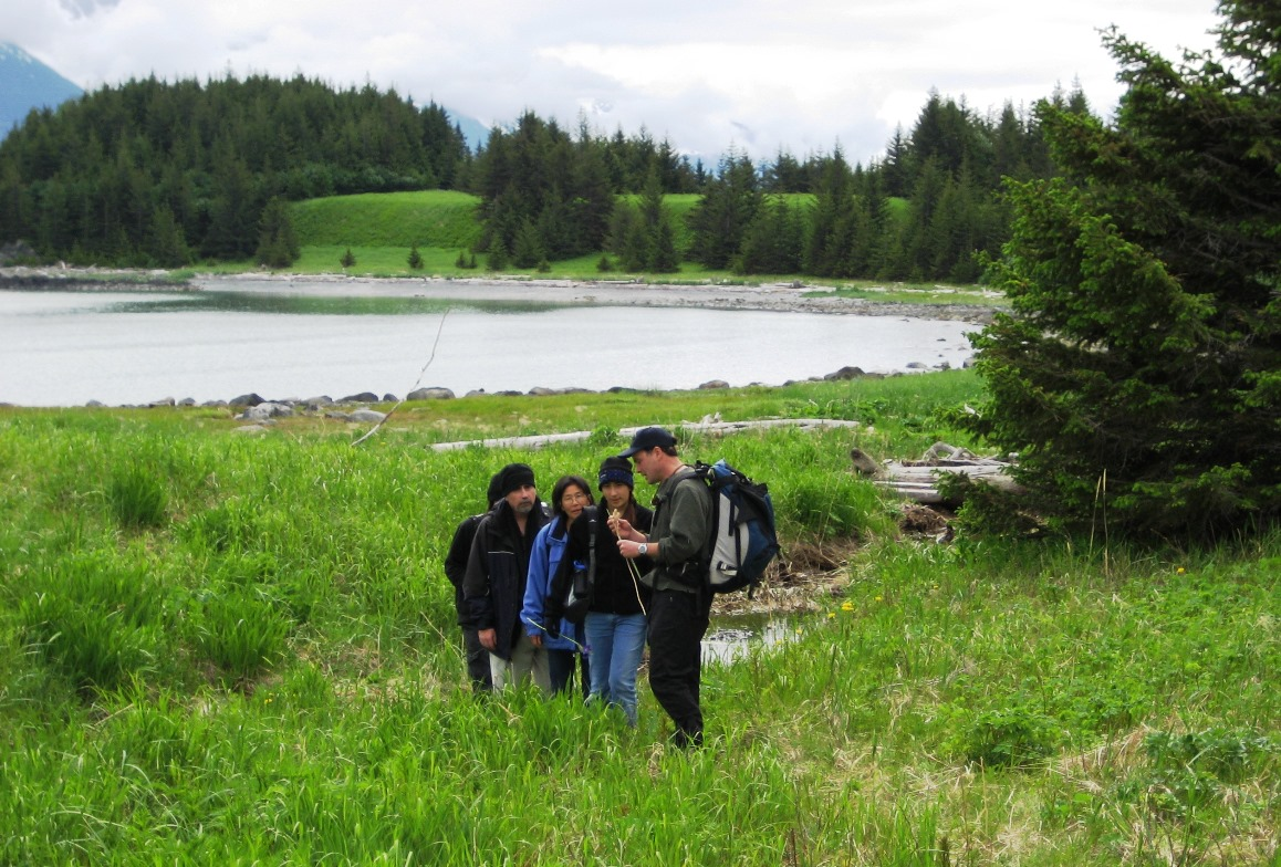 Guides are expert naturalist and enjoy sharing their love for local flora & fauna